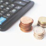 Få småmønter og en lommeregner