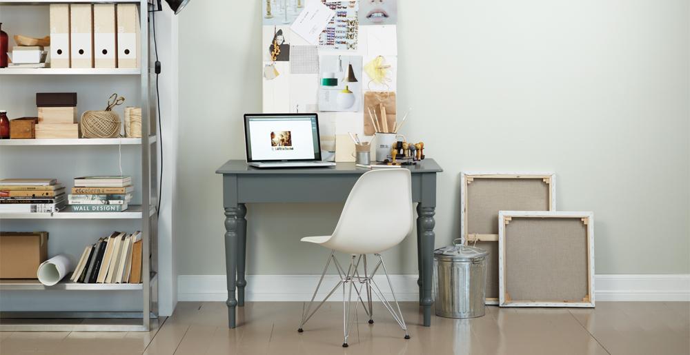 Tips til indretning af hjemmestudiet/kontoret